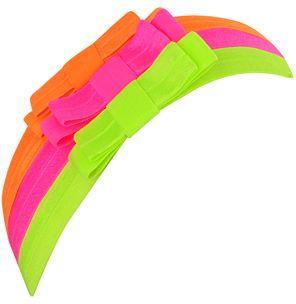 Neon Head Wrap Set