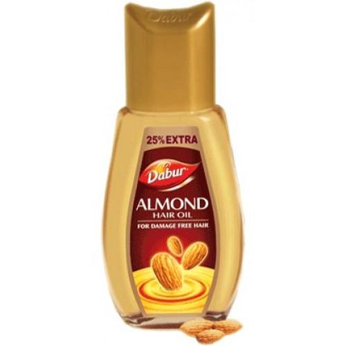 Dabur Almond Hair Oil for Damaged Hair