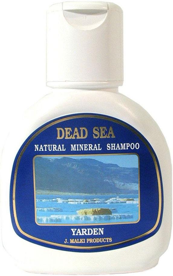 Dead Sea Natural Mineral Shampoo