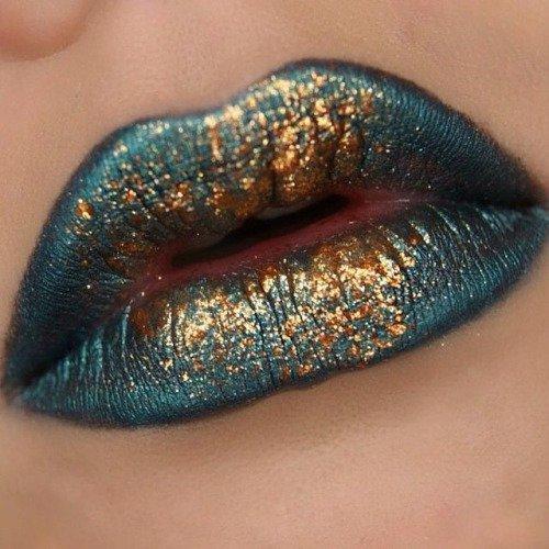 blue, lip, green, eye, beauty,