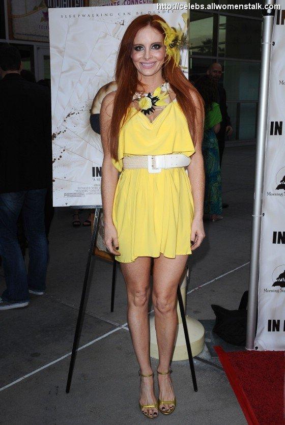 Phoebe Price in Yellow