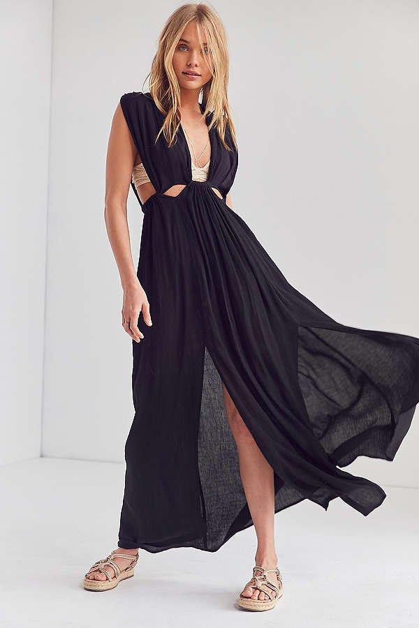 dress, clothing, gown, sleeve, little black dress,