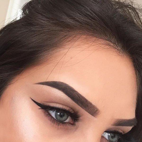 eyebrow, hair, forehead, eye, eyelash,