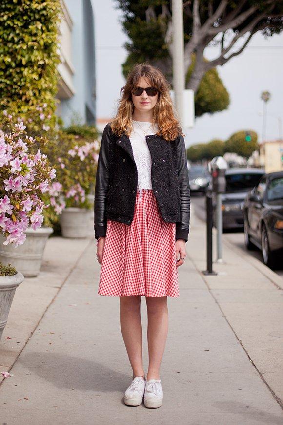 Embracing Patterns: Fun Skirt