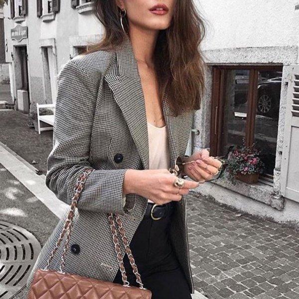 clothing, blazer, shoulder, plaid, jacket,