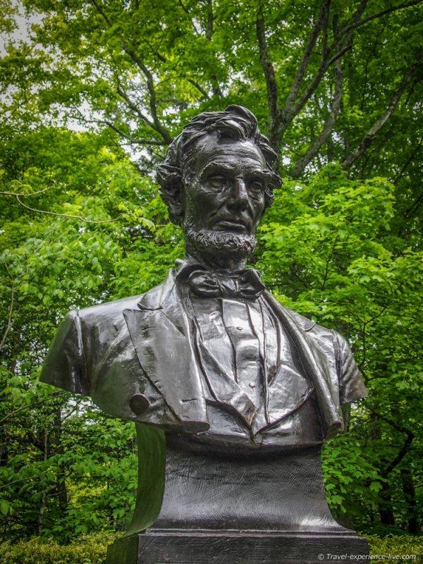 New Hampshire - Saint-Gaudens National Historic Site