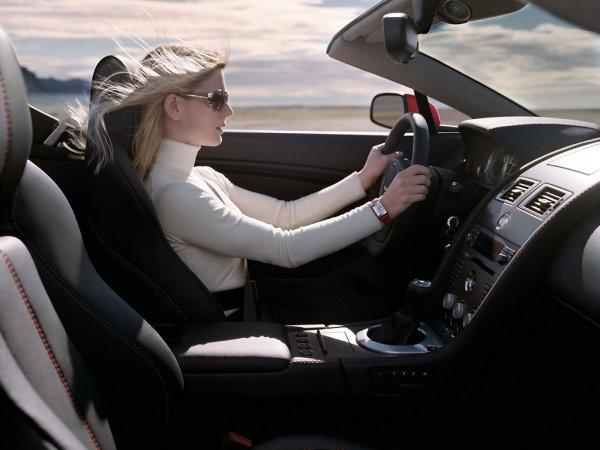 Luxury Car Test Driver
