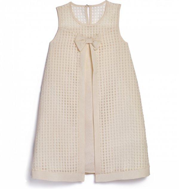 MARSHALLS Girls White Dress
