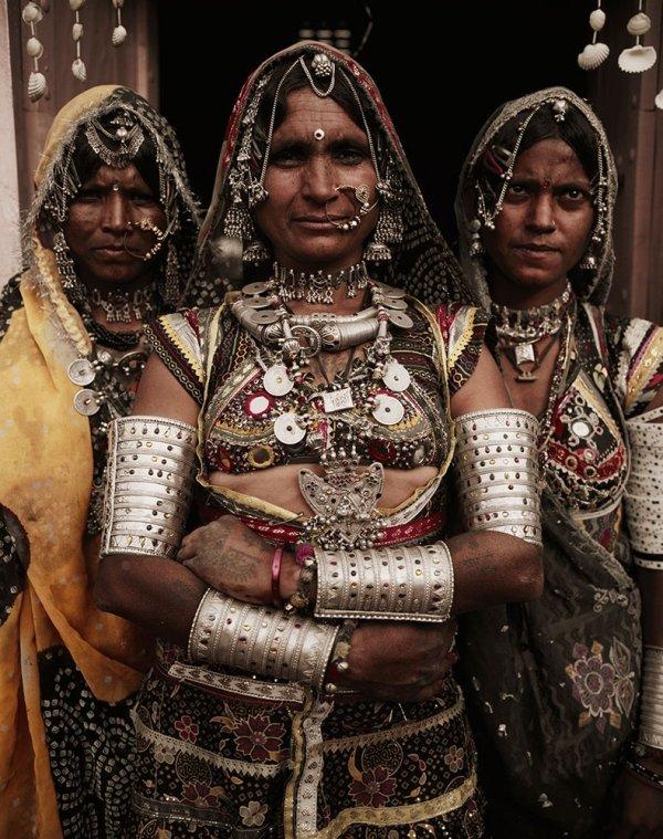 Rabari Women in Ajabarth