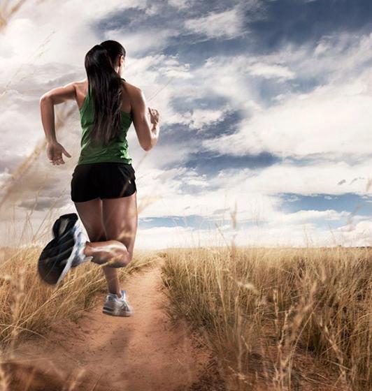 Go for a Run, Walk, or Jog