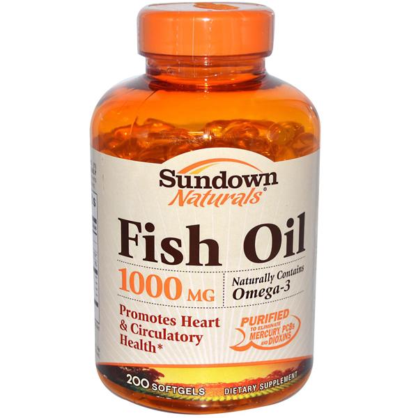 Consider Fish Oil