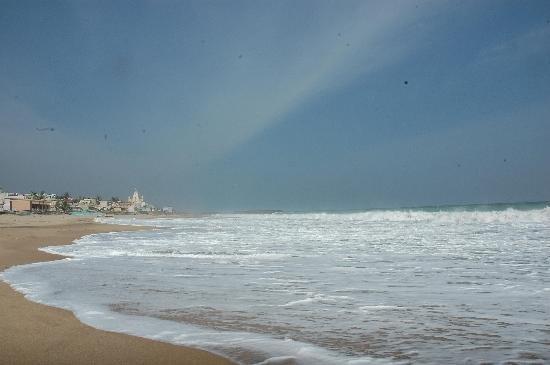 Chothavilai Beach, Tamil Nadu