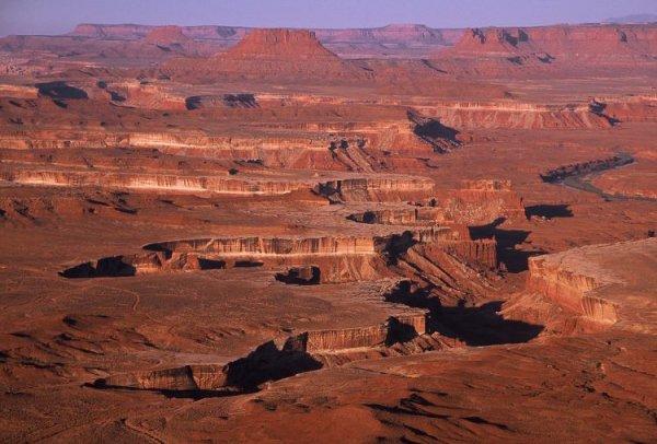 Remember, You're Not Pocahontas at Canyonlands National Park, Utah