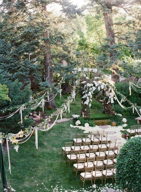 17 Twilight Themed Wedding