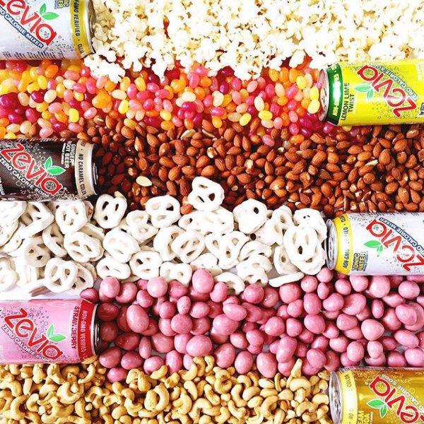 Zevia, food, crop, produce, plant,