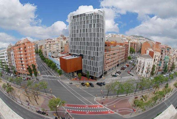 Barcelona, Spain. Urbany Hostel