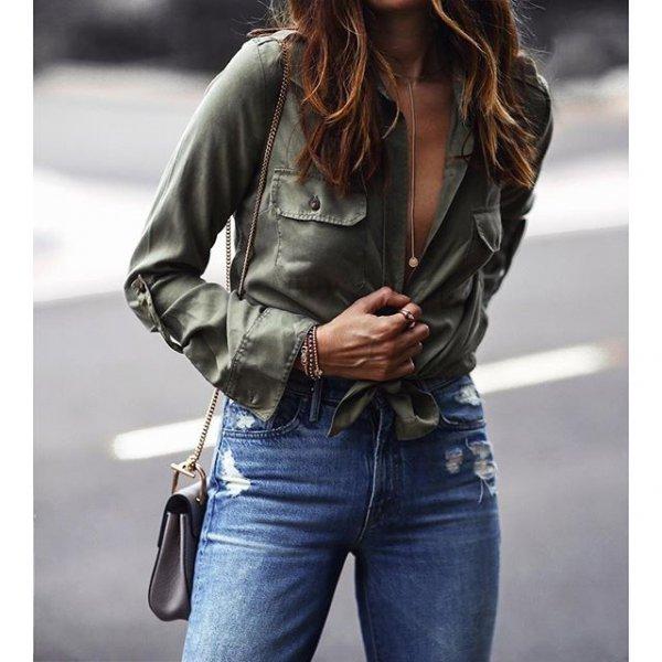 jeans, denim, clothing, jacket, leather,