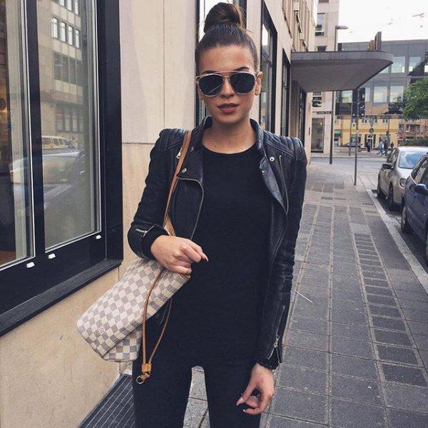 black, clothing, outerwear, footwear, fashion,