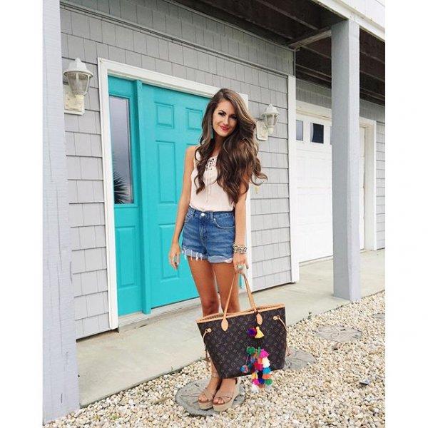 clothing, footwear, denim, pattern, dress,