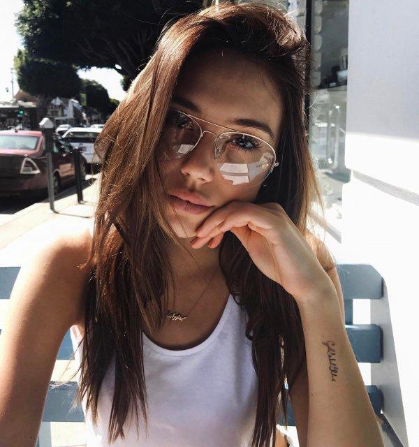 hair, eyewear, human hair color, hairstyle, sunglasses,