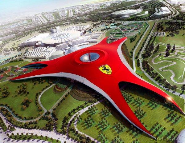 Formula Rossa, Ferrari World, United Arab Emirates