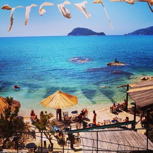 Get a Summer Job Working a Bar in the Greek Islands