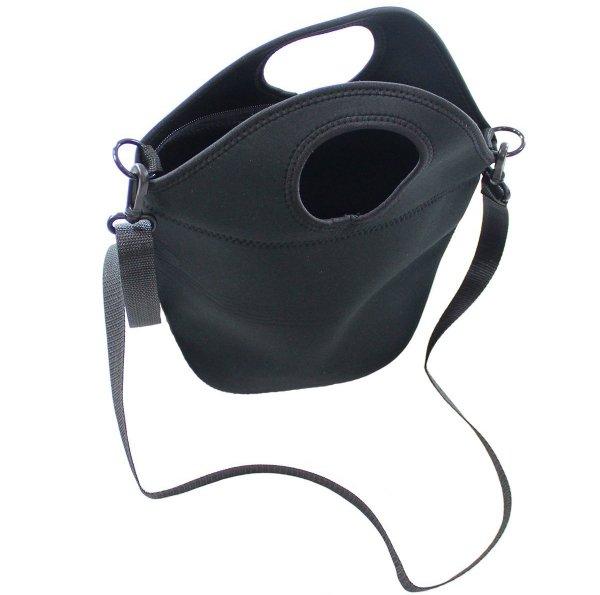 Neoprene Lunch Bag with Shoulder Strap