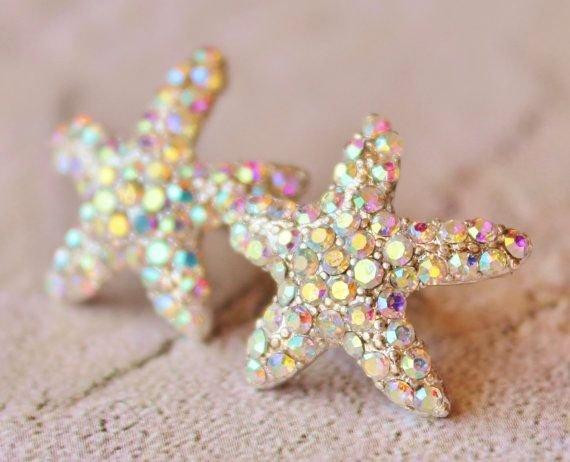 fashion accessory,jewellery,bead,starfish,art,