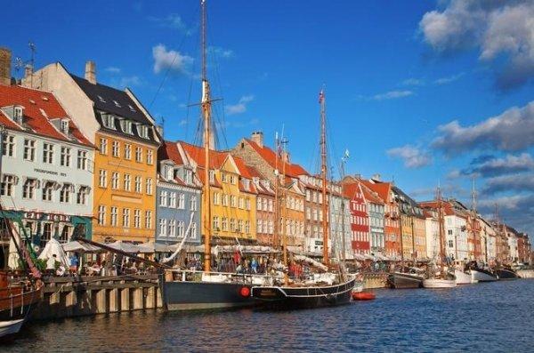 As Safe as a Mermaid in Copenhagen, Denmark