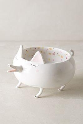 Domesticated Trinket Dish by Marta Turowska