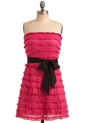 Predict the Fuchsia Dress
