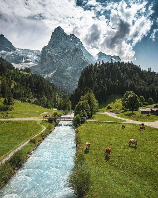 Mountainous landforms, Mountain, Natural landscape, Mountain range, Nature,