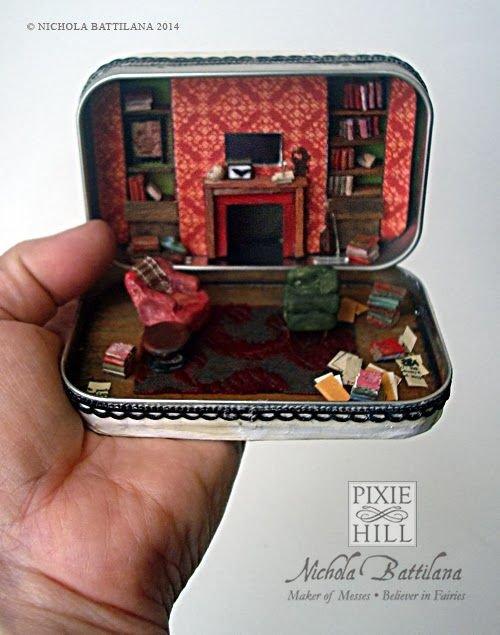 221B Baker St. / Sherlock Tin