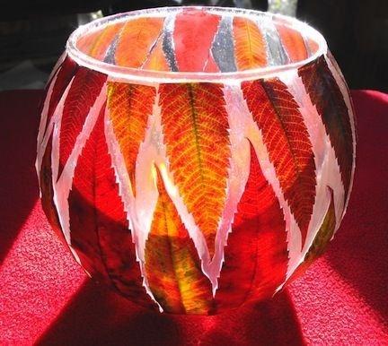 Fall Foliage Candle