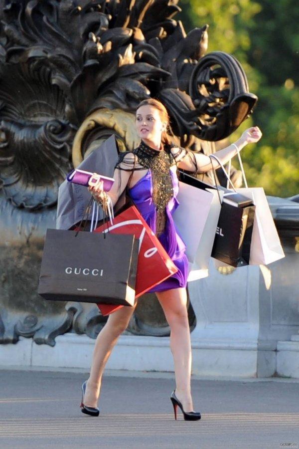 Go Shopping Regularly