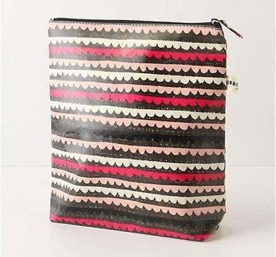 Rick-Rack Cosmetic Bag
