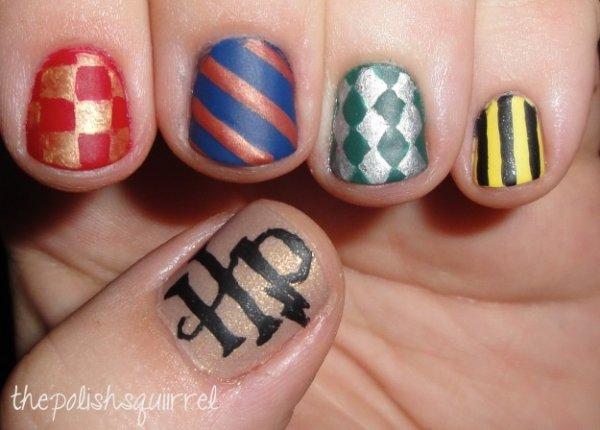 Fabulous Hogwarts Color Scheme