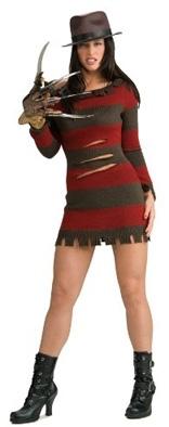 Ms. Krueger Costume