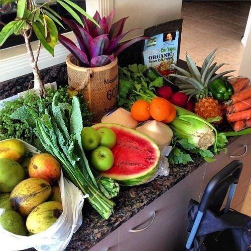 produce, local food, food, vegetable, meal,