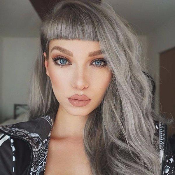 hair, human hair color, black hair, face, blond,