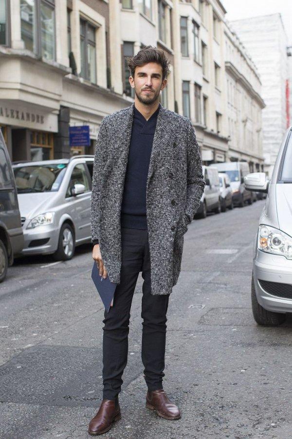 clothing,footwear,road,outerwear,jacket,