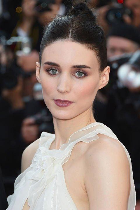 Rooney Mara's Plum Inspired Makeup