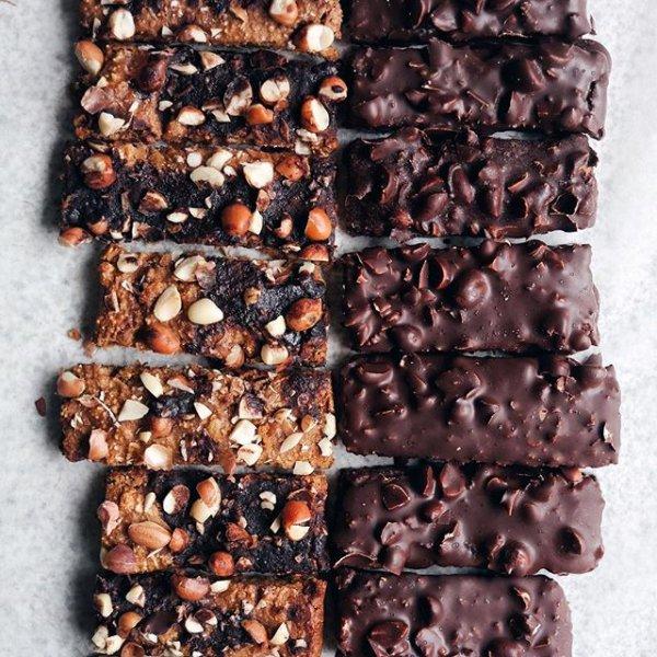 food, dessert, chocolate, chocolate brownie, produce,
