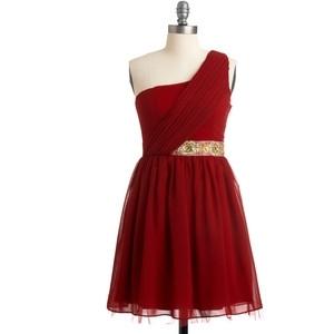 Clink about It Dress