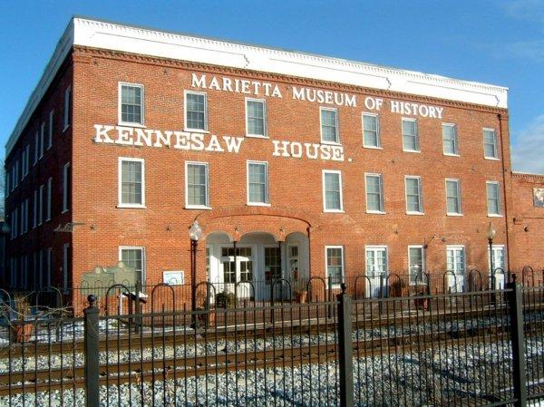 Kennesaw House, Marietta, Georgia