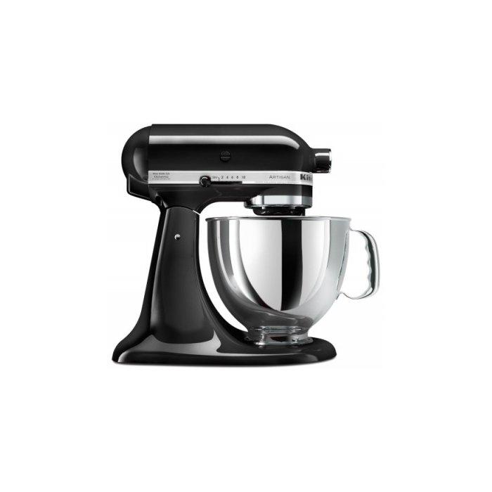 KitchenAid Artisan Series 5-Quart Mixer, Onyx Black