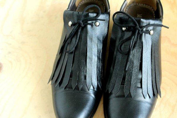 Detachable Shoe Fringe
