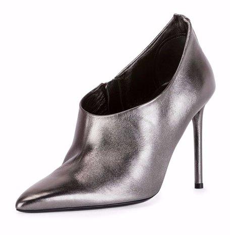 footwear, shoe, leather, high heeled footwear, leg,