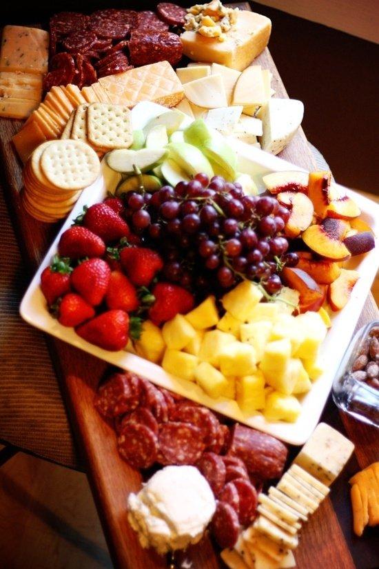Gourmet Finger Food Recipes Pinterest