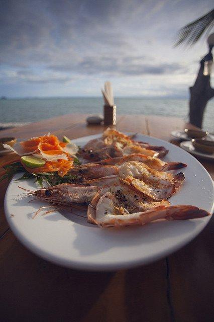 dish, food, restaurant, meal, fish,